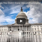25 Crazy Things You Didn't Know About Washington DC (video)