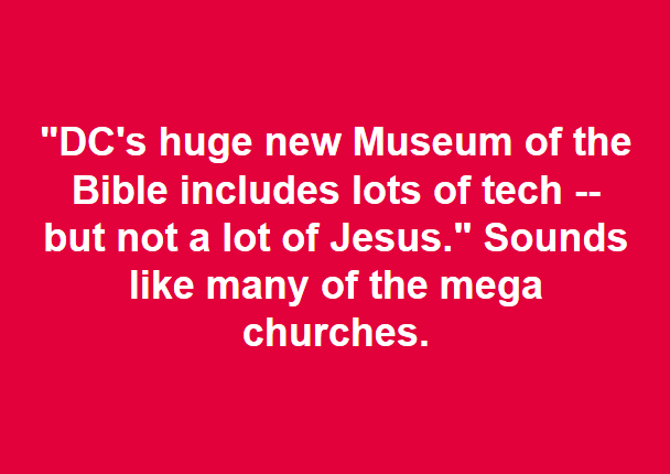 DC Museum of the Bible