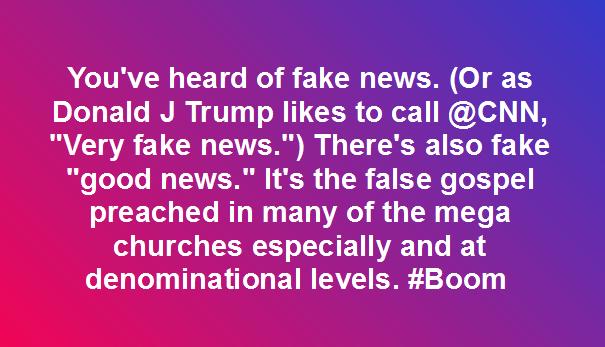 Fake Good News