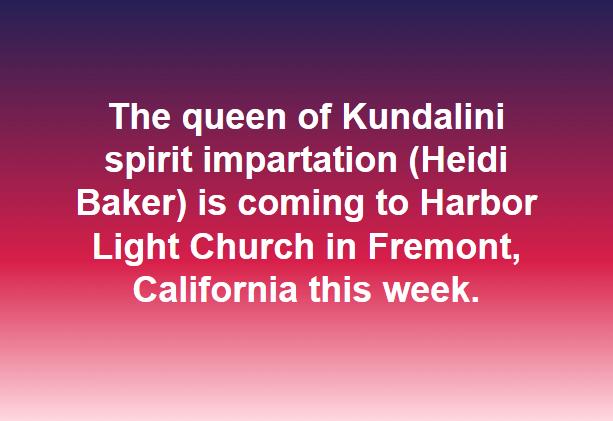 Heidi Baker at Harbor Light
