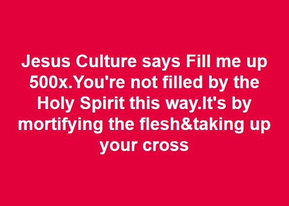 Jesus Culture Fill Me Up