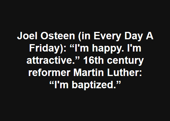 Joel Osteen Every Day A Friday