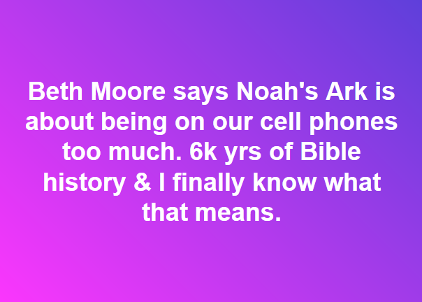 What Noah's Ark Is About
